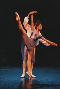 spectacle danse du Centre Isadora